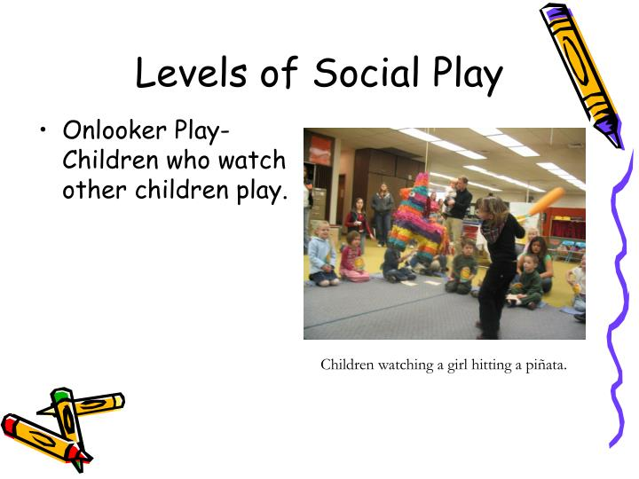 Levels of Social Play