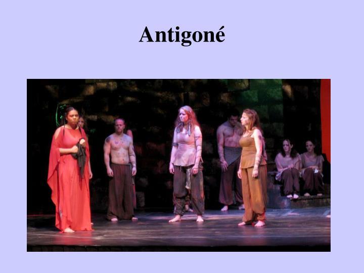 Antigoné