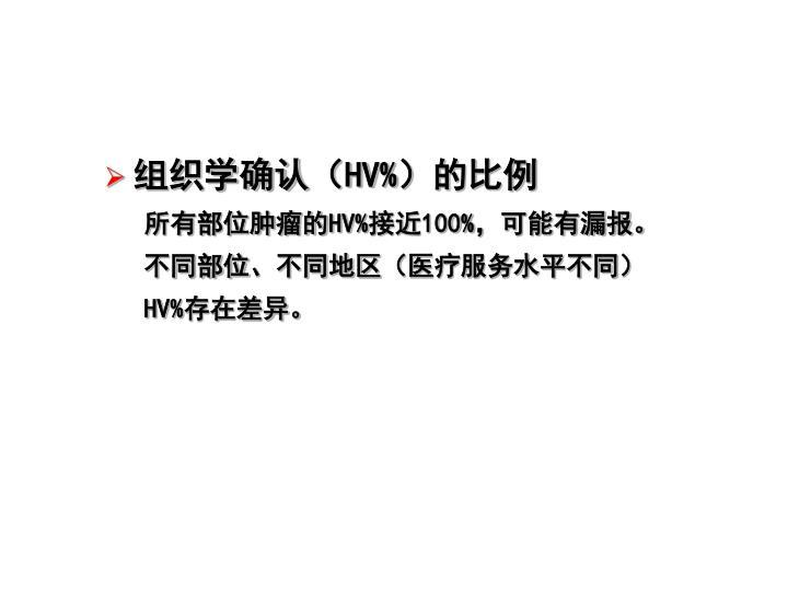 组织学确认(