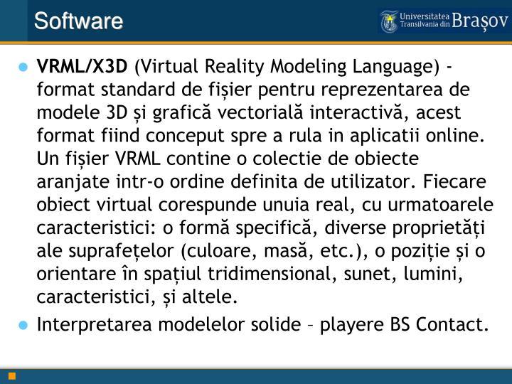 VRML/X3D