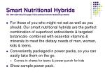 smart nutritional hybrids for time sake skip this page if discussing hormone balancing creams