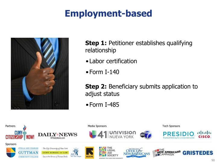 Employment-based