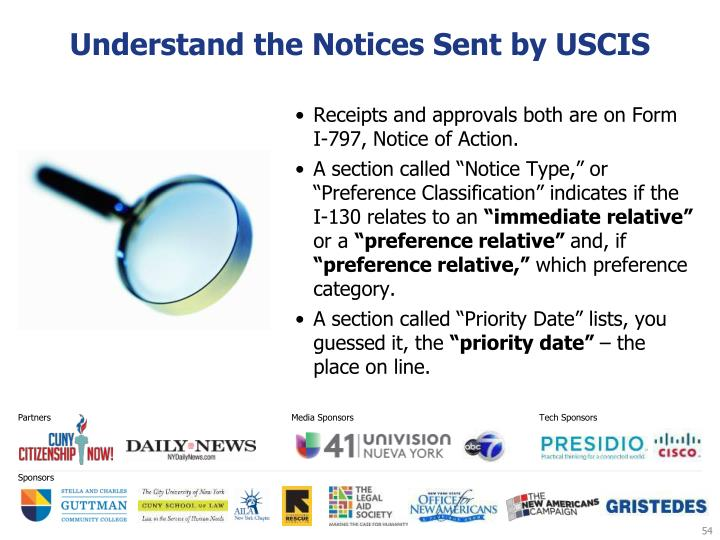 Understand the Notices Sent by USCIS