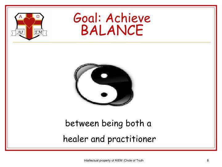 Goal: Achieve