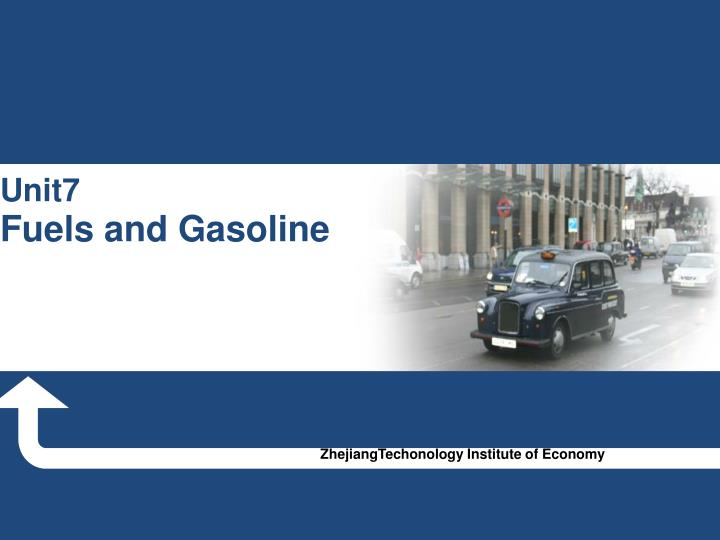 Fuels and gasoline
