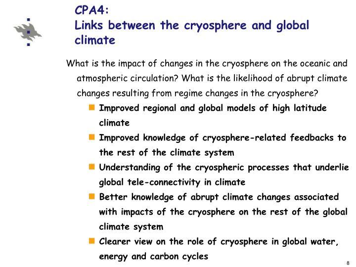 CPA4: