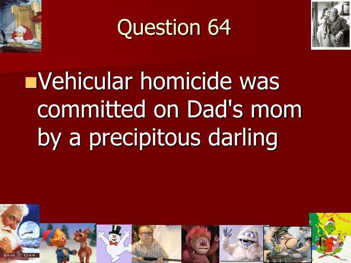 Question 64