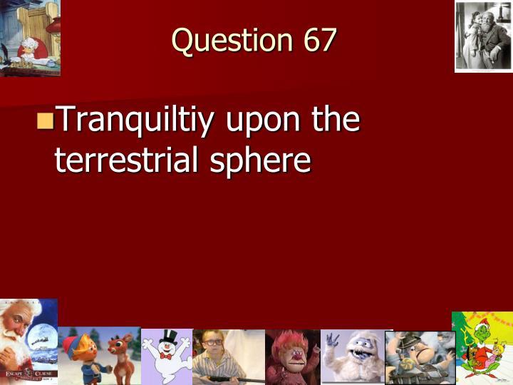 Question 67