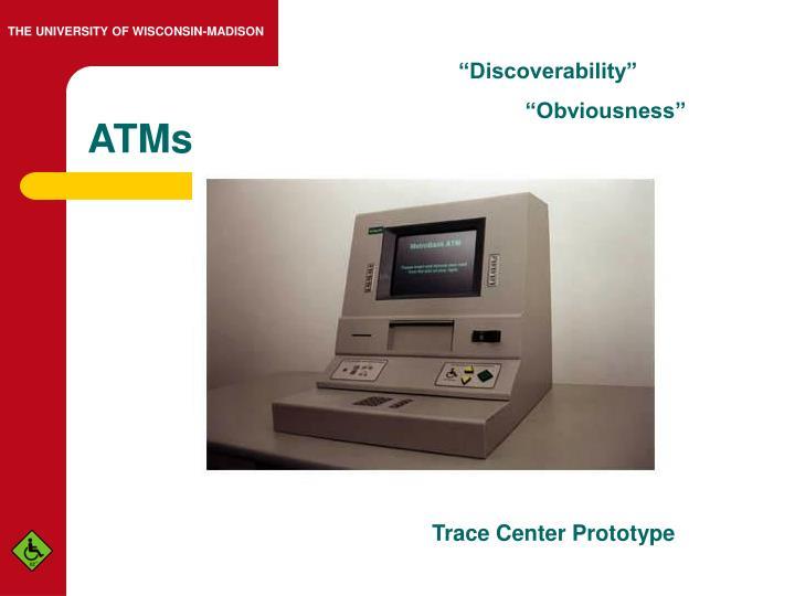 """Discoverability"""