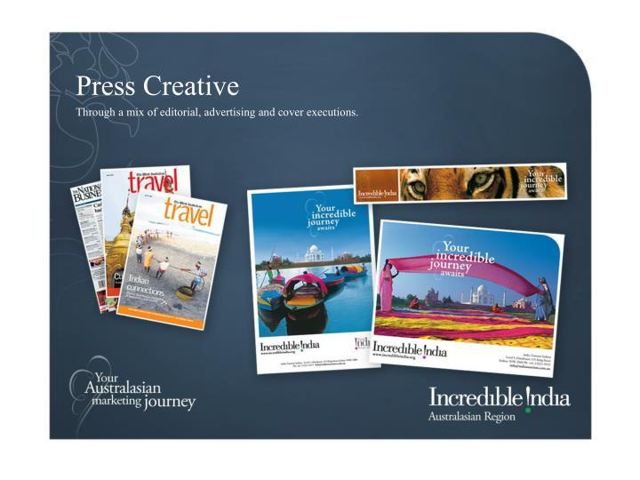 Press Creative