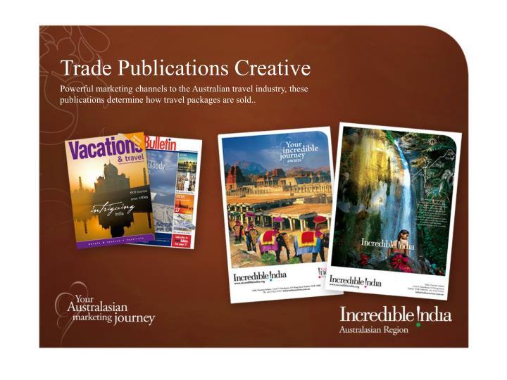 Trade Publications Creative