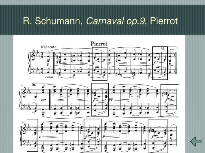 R. Schumann,