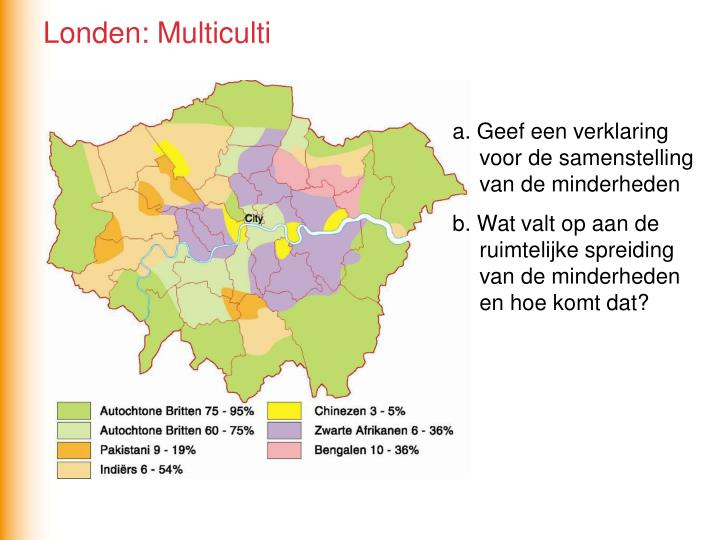 Londen: Multiculti