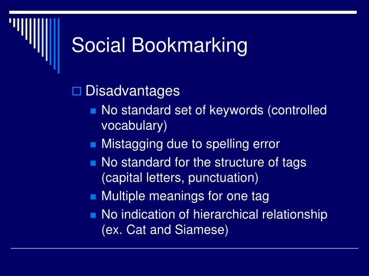 Social Bookmarking