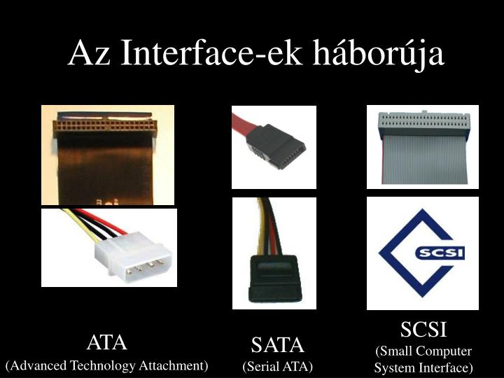 Az interface ek h bor ja
