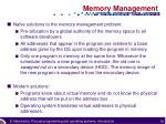 memory management2