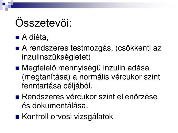 sszetevi: