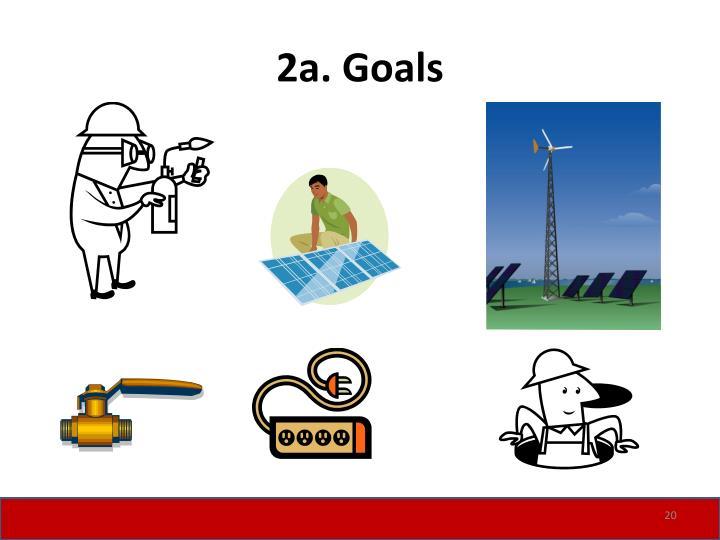 2a. Goals