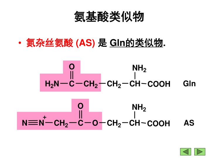 氨基酸类似物