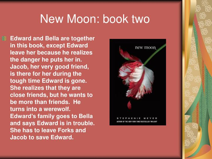 New Moon: book two