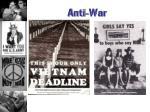 anti war