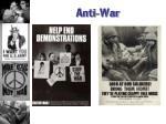 anti war1