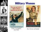 military women1