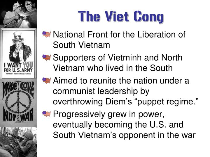The Viet Cong
