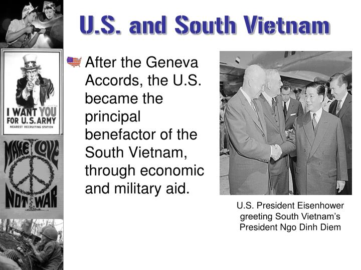 U.S. and South Vietnam