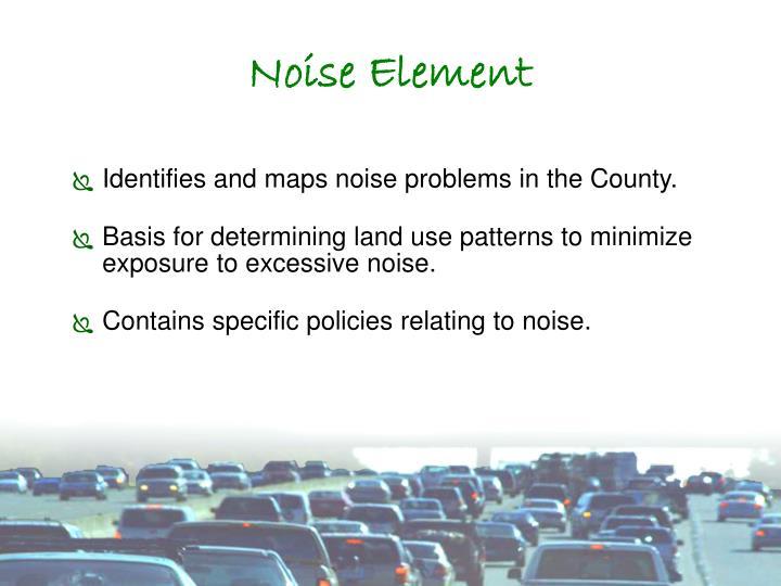 Noise Element