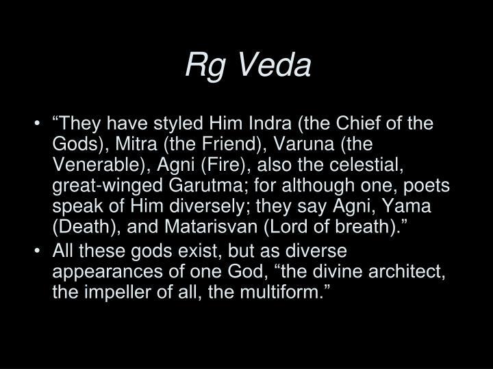 Rg Veda