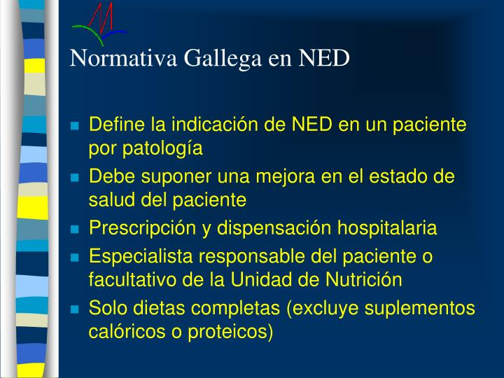 Normativa Gallega en NED