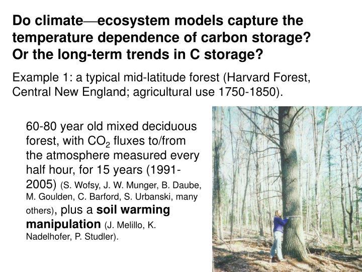 Do climate