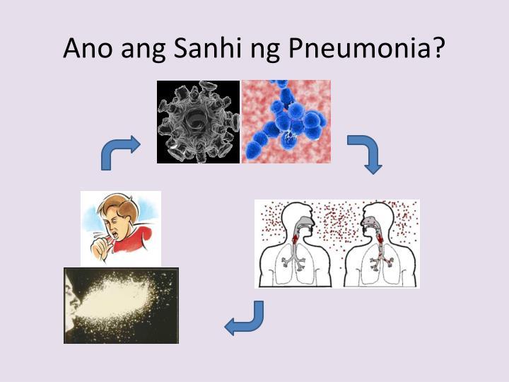 Ano ang Sanhi ng Pneumonia?