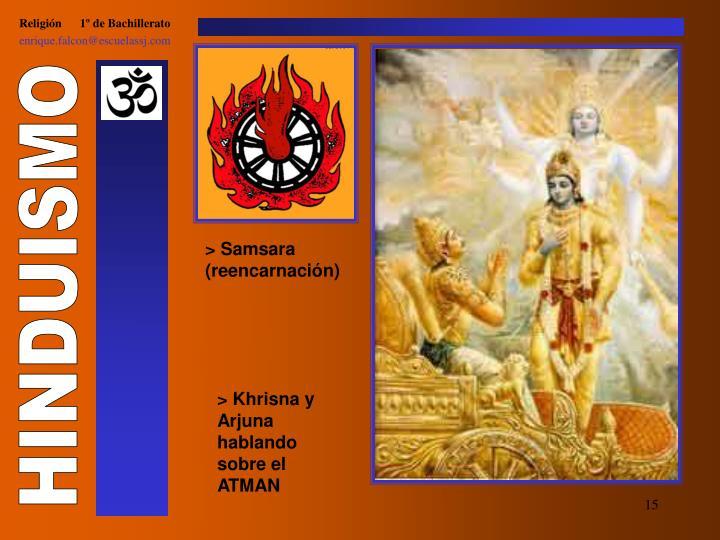 > Samsara (reencarnación)