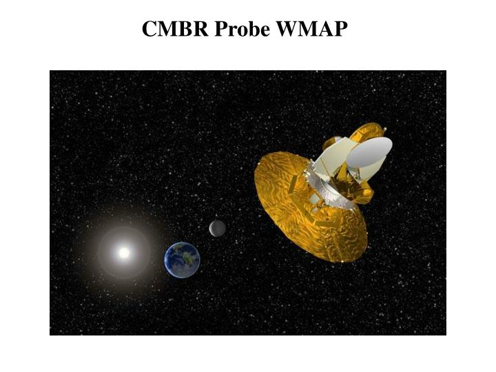 CMBR Probe WMAP