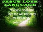 jesus love language3