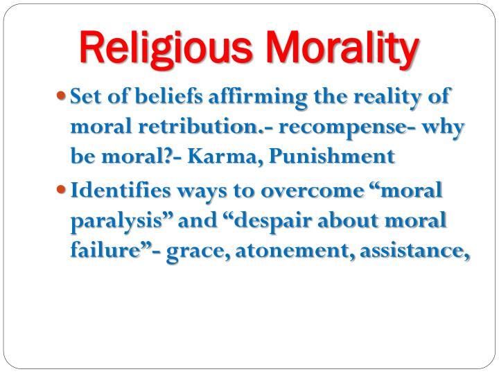 Religious Morality