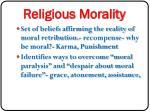 religious morality1