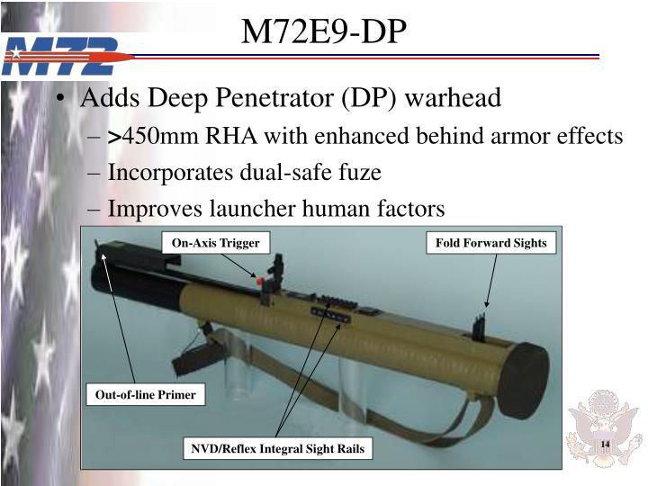 M72E9-DP