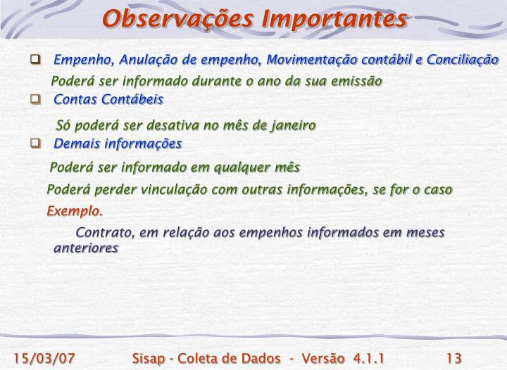 Sisap - Coleta de Dados  -  Versão  4.1.1