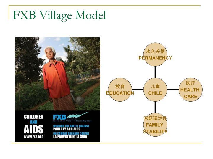 FXB Village Model