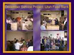 december service project utah food bank1
