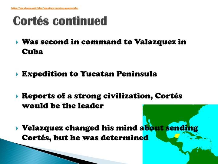 http://mexicona.net/blog/mexicos-yucatan-peninsula/