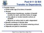post 9 11 gi bill transfer to dependents3