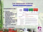 les ressources externes www gtce org uk research tasters