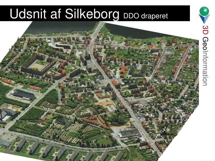 Udsnit af Silkeborg