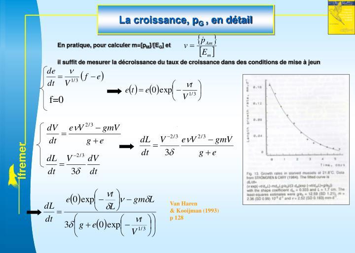 En pratique, pour calculer m=[p