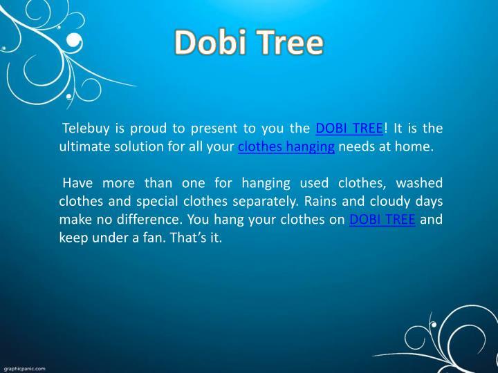 Dobi Tree