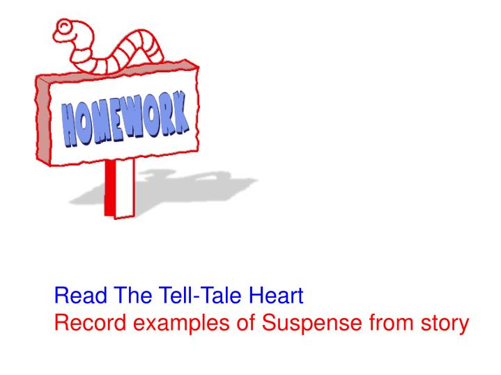 Read The Tell-Tale Heart